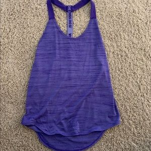 Nike just do it t-back cotton athletic tank